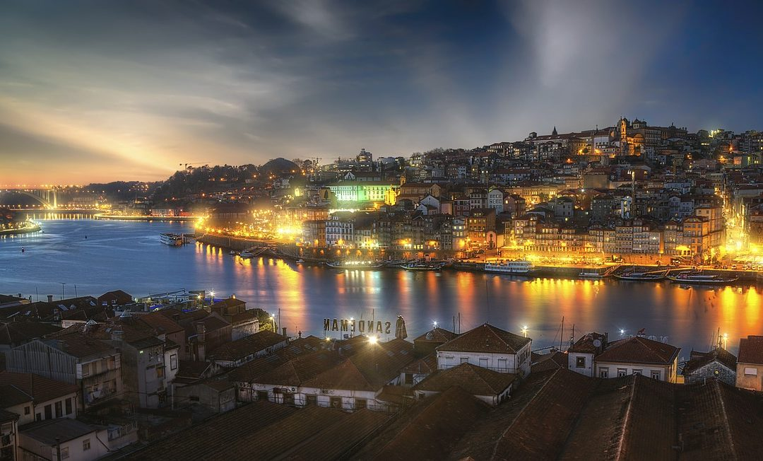 Move to Up-and-Coming Porto