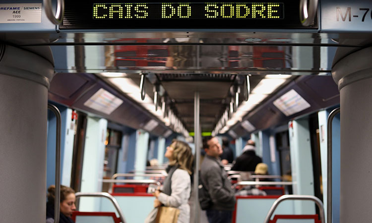 Lisbon Underground Metro