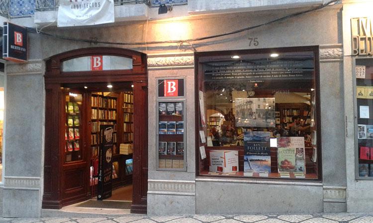Bertrand bookstore