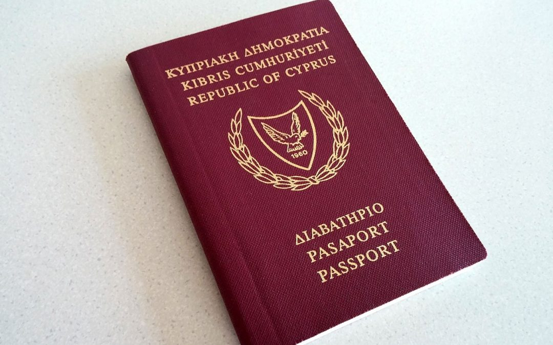 All about Cyprus Passport