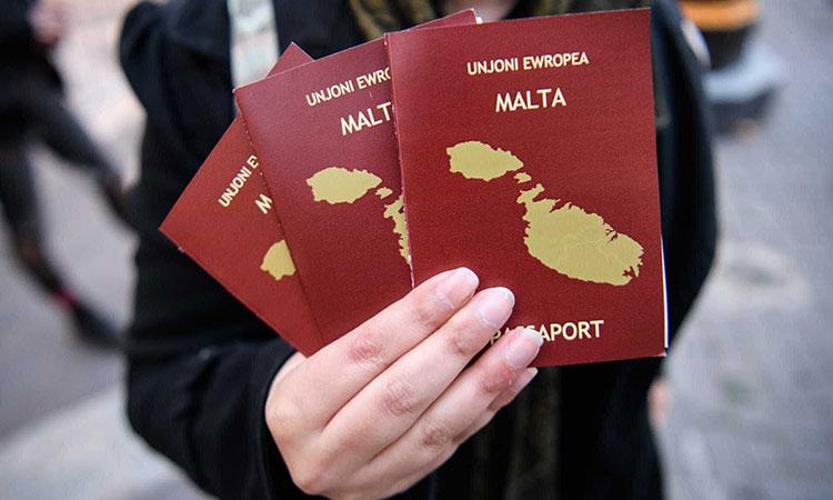 Passaporte Malta