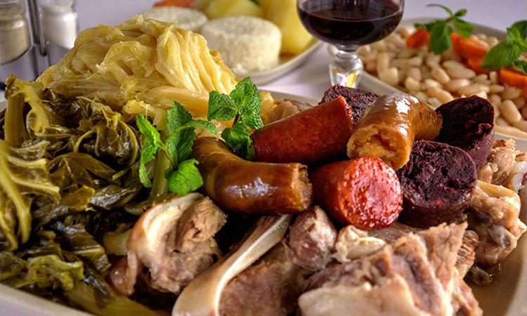 Portuguese famous food