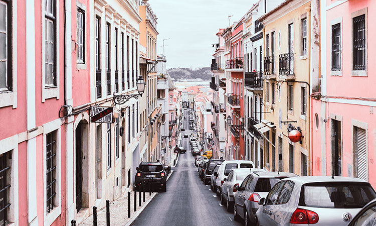 Renting a home in Portugal