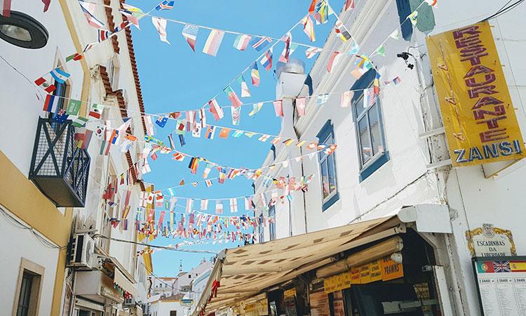 Rua de Albufeira