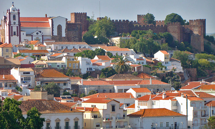 Silves in Portugal
