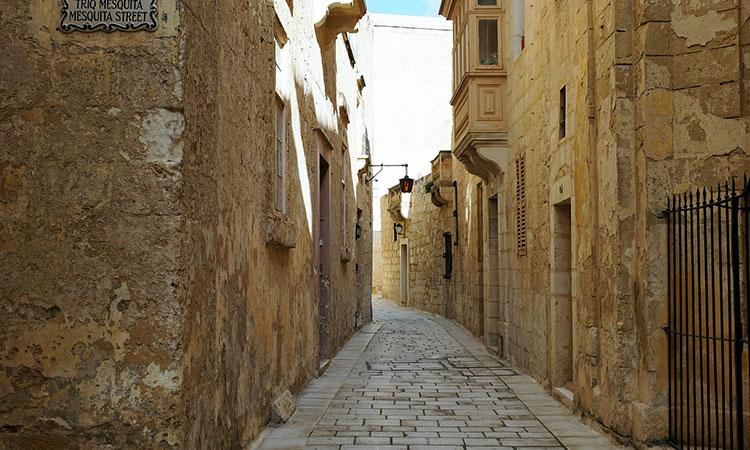 Victoria in Malta