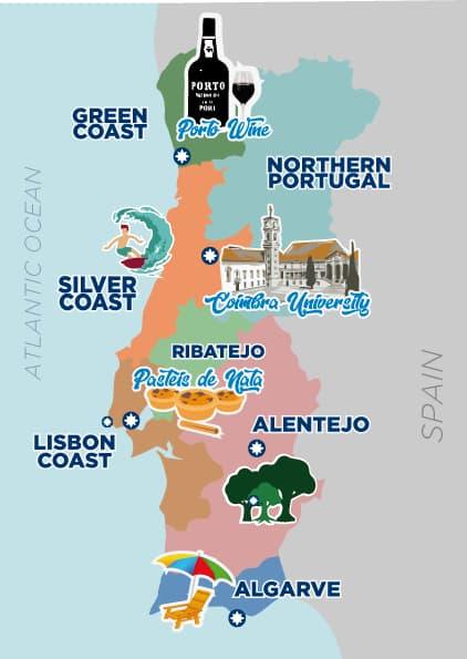 Portugal-map-regions-silver-coast