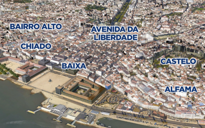 Neighborhoods in Lisbon: which are the best?