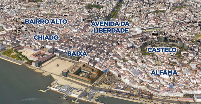 Where to buy property in Lisbon