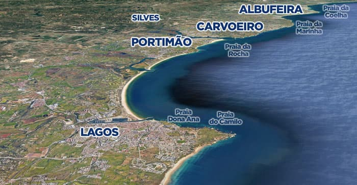 Where to buy property in the Algarve, Portugal