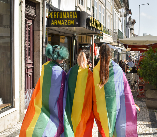 LGBT history in Portugal