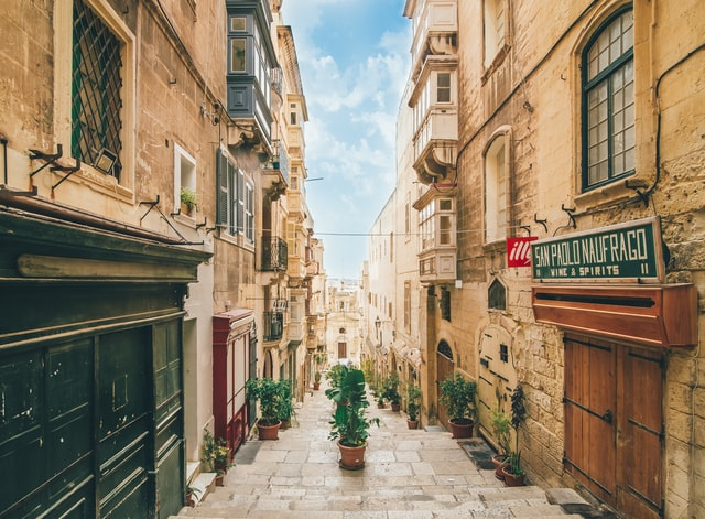 Malta Citizenship by Naturalization for Exceptional Services by Direct Investment (MEIN)
