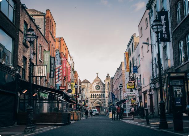 Advantages of Ireland's Golden Visa